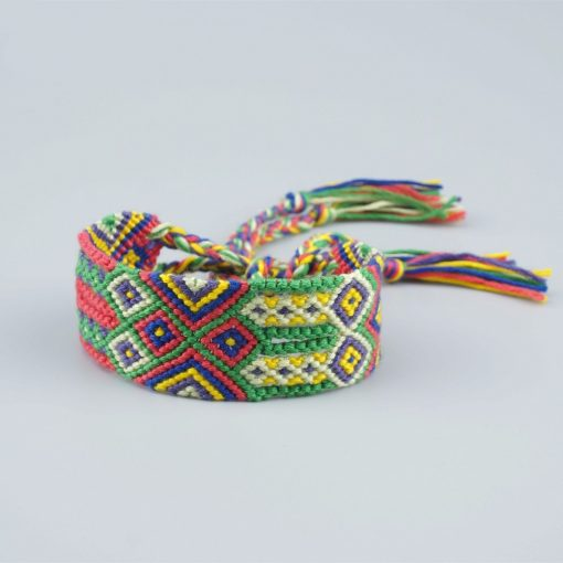 Bracelet Porte Bonheur Bresilien