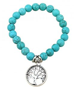 Bracelet Pierre Turquoise