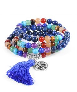 Bracelet Lapis Lazuli Veritable