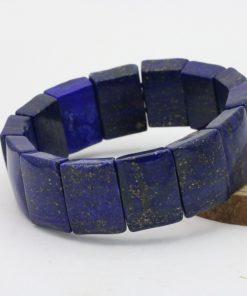 Bracelet Lapis Lazuli Pierre Naturelle