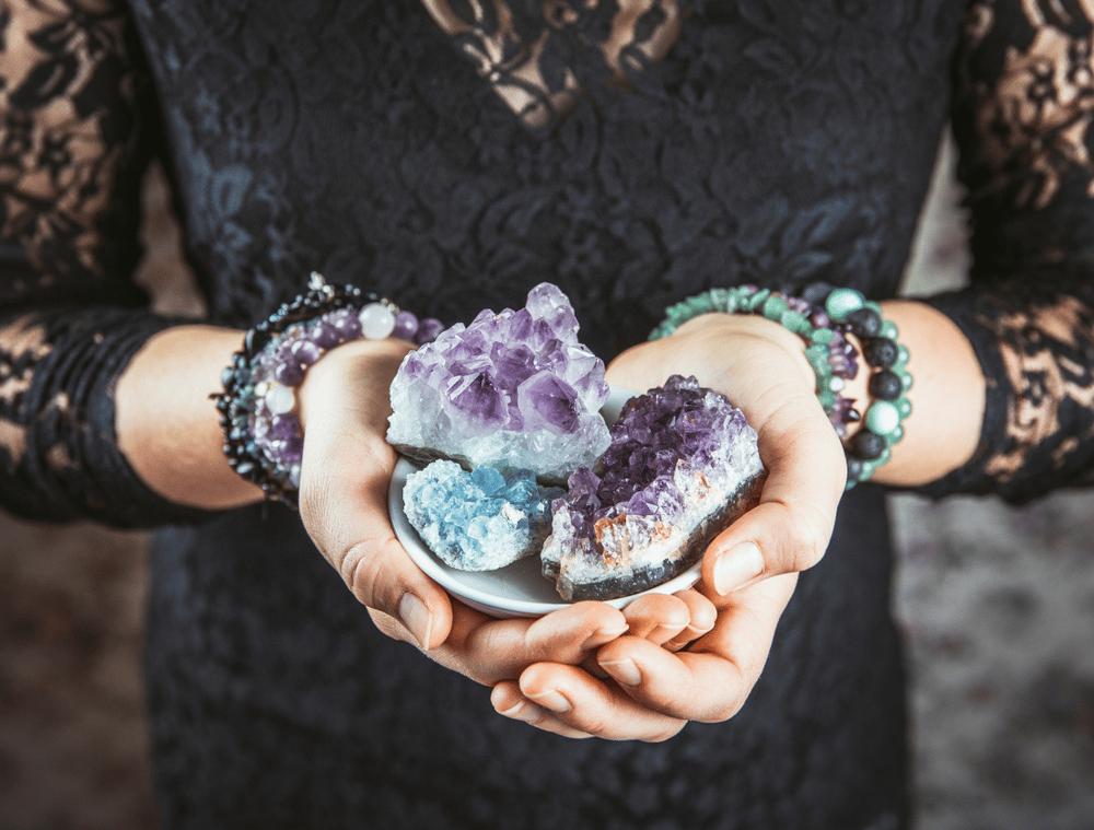 chakras et cristaux de guérison