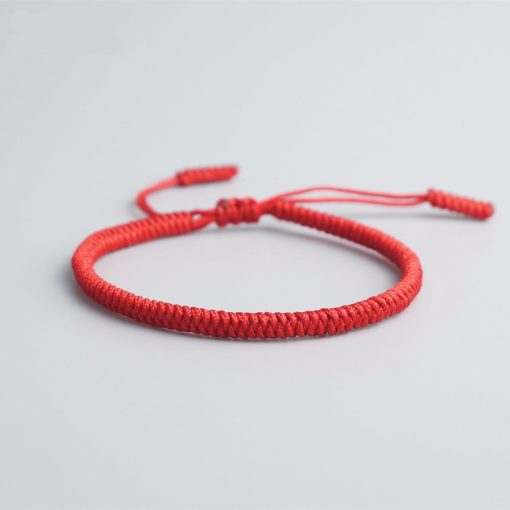 Veritable Bracelet Tibetain Tressé