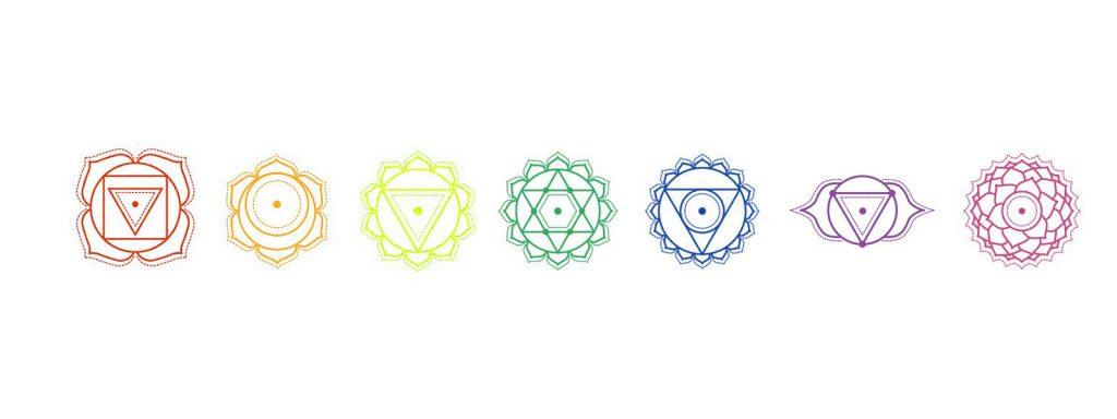 les 7 chakras de guérison
