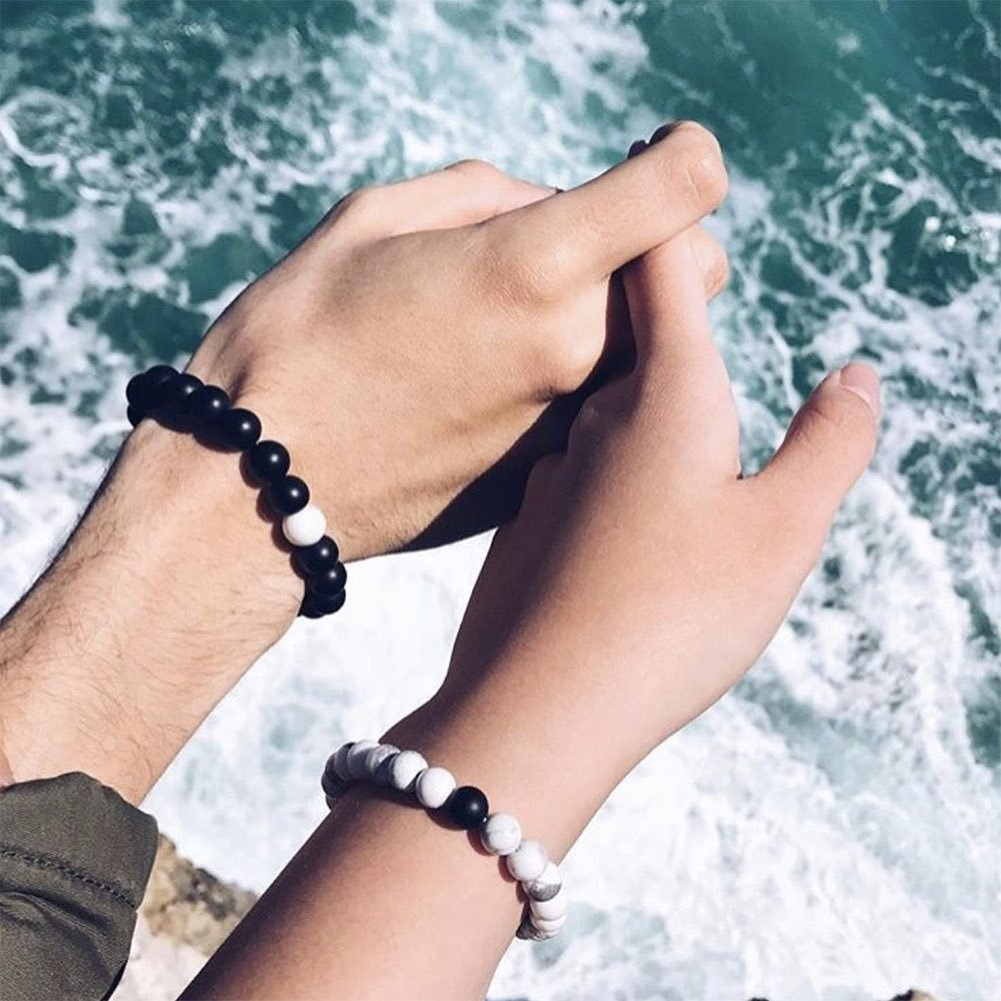 bracelet couple distance