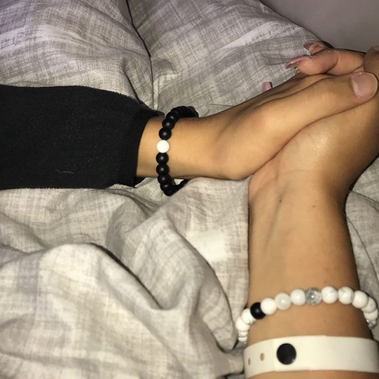 Distance Bracelets King And Queen