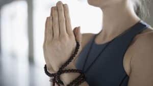 mala bracelet bouddha