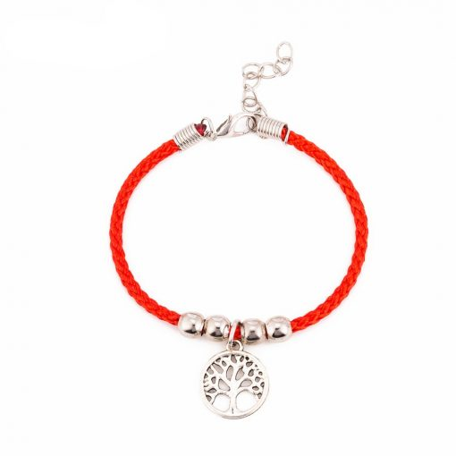 Bracelet Arbre De Vie Cordon