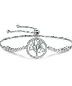 Bracelet Arbre De Vie Swarovski