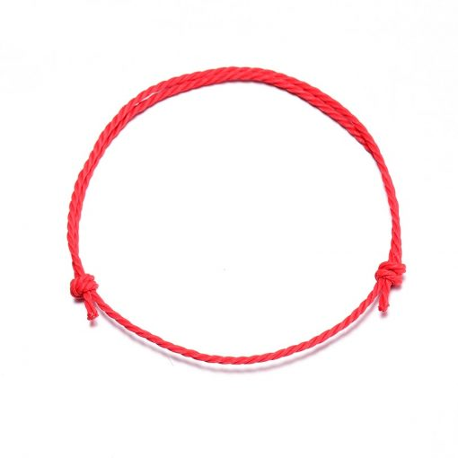 Bracelet Tissu Porte Bonheur