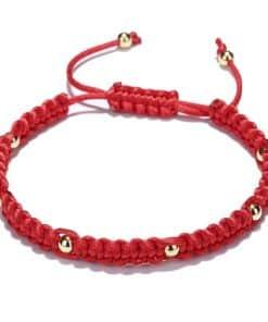 Bracelet Fil Porte Bonheur