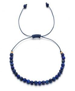 Lapis Lazuli Bracelet Femme