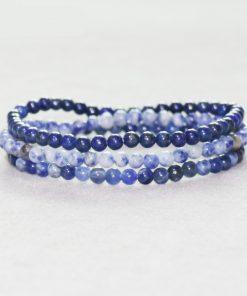 Genuine Lapis Lazuli Bracelet