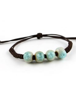 Amazonite Bracelet Cordon