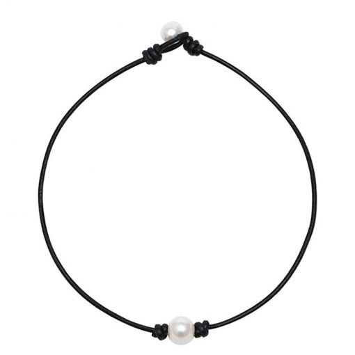 Bracelet Cordon Perle