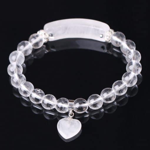 Bracelet Perle Cristal