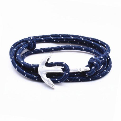 Bijoux Ancre Marine Bracelet