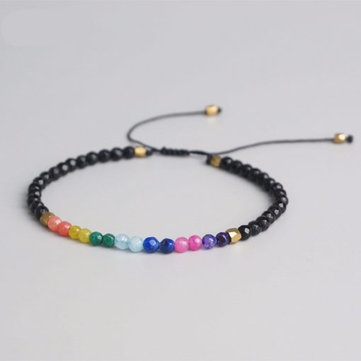 Bracelet Bouddhiste Porte Chance