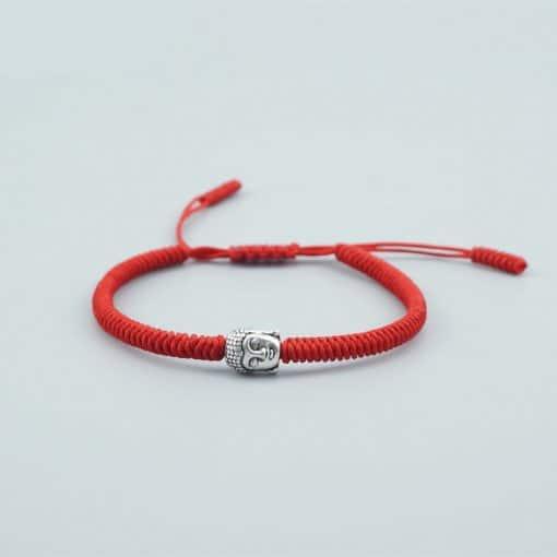 Bracelet Bouddhiste Tresse