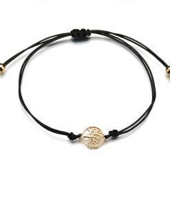 Bracelet Lotus Femme Arbre De Vie
