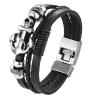 Bracelet Ancre Homme Personnalisable