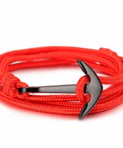Bracelet Ancre Marine Femme