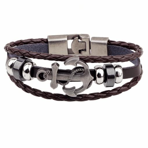 Bracelet Ancre Personnalisé