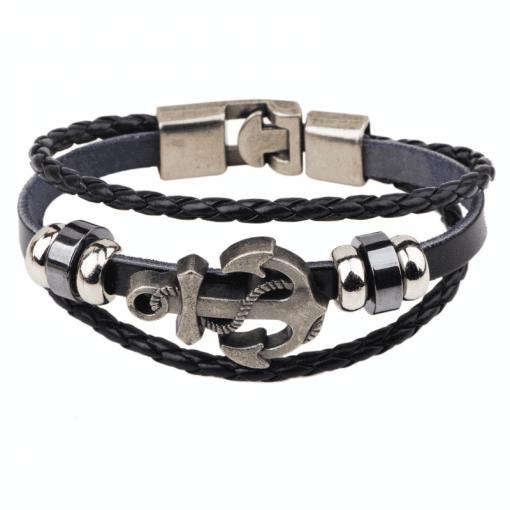 Bracelet Ancre Personnalisable