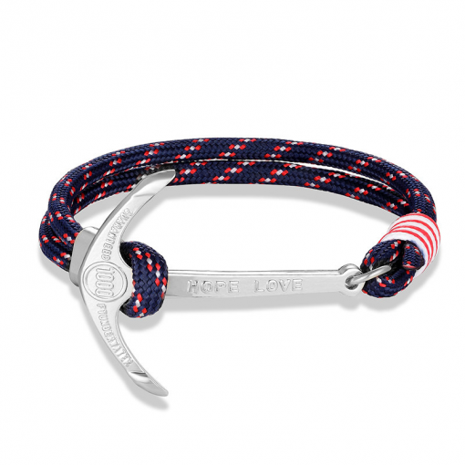 Bracelet Avec Ancre Tom Hope