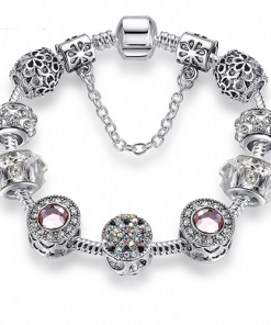 Bracelet Avec Charms