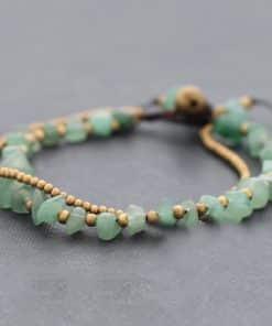 Bracelet Avec Pierre De Jade