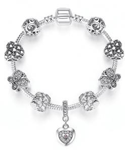 Bracelet Charms Histoire D'or