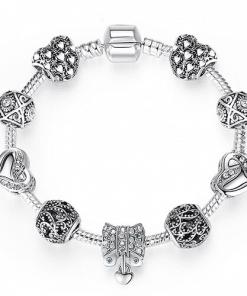 Bracelet Charms Swarovski
