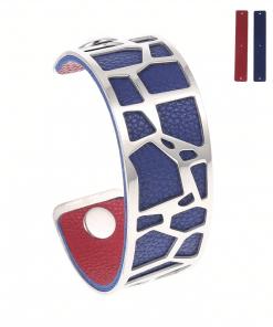 Bracelet Georgette Cuir