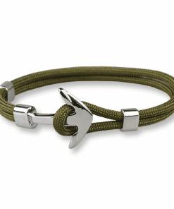 Bracelet Homme Avec Ancre Marine