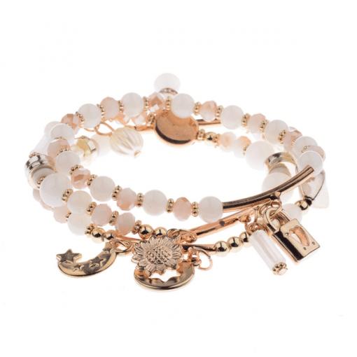 Bracelet Pierre De Lune Mwos