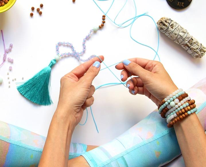 Comment fabriquer un bracelet en perle ?