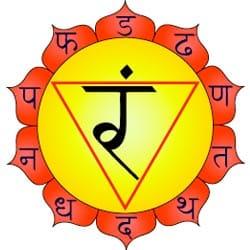 Le chakra Manipura (le chakra du plexus solaire)