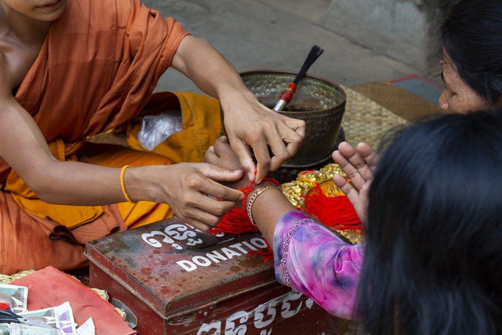 Moine tibétain bracelet