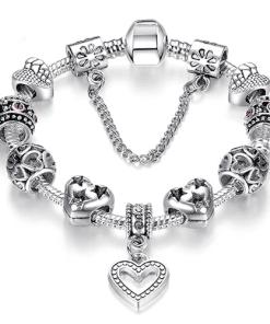 Pandora Bracelet Pour Charms
