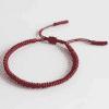 bracelet tibetain porte bonheur