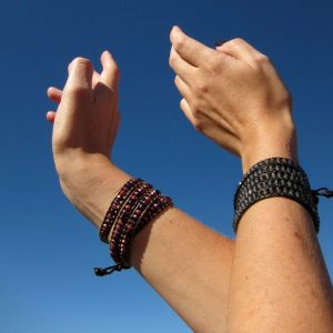 fabriquer un wrap bracelet
