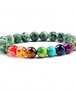 Veritable Bracelet 7 Chakras