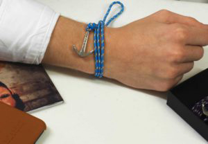 attacher bracelet ancre 2