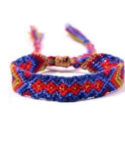 Bracelet Brésilien En Elastique