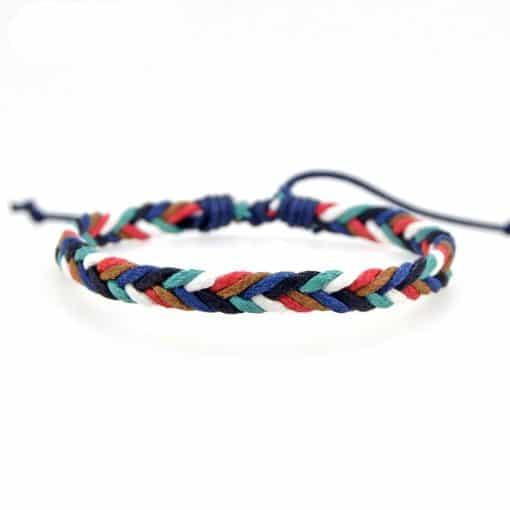 Bracelet Brésilien 4 Fils