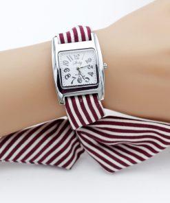 Montre Bracelet Tissu Femme