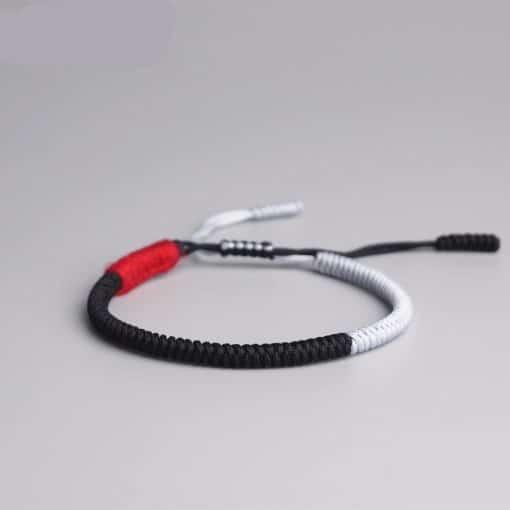 Bracelet Tissu Porte Bonheur Pour Homme