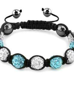 Bracelet Shamballa 2 Couleurs