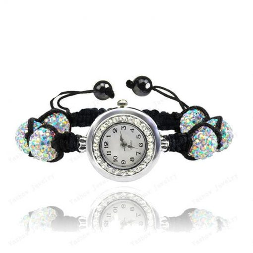 Bracelet Montre Shamballa