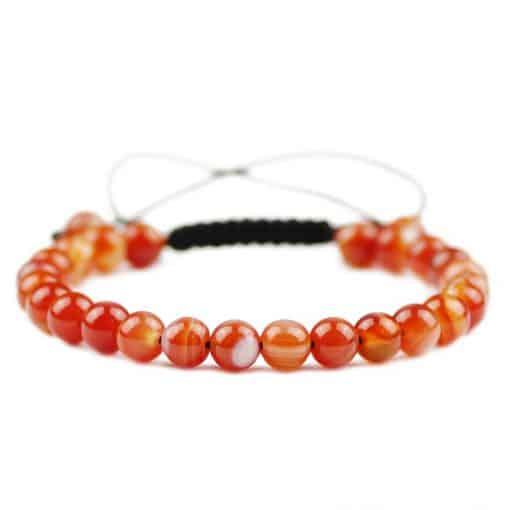 Bracelets Cornaline